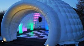 8mm Inflatable Igloo